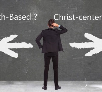 Is it Faith-based or Christ-centered?