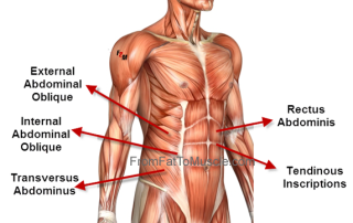 Work out your abdominal muscles and combine your faith and fitness.