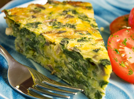 Here's a delicious breakfast idea to add to your health and wellness recipes.