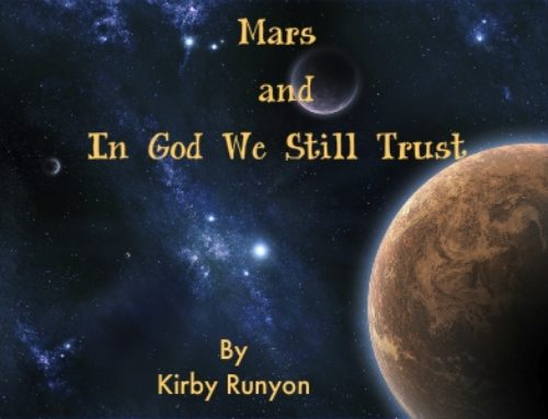 Mars and the God we Still Trust