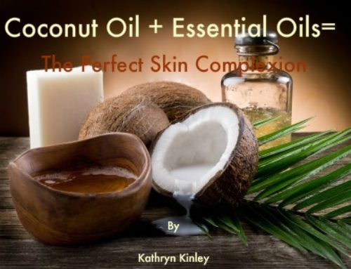 A Healthy Alternative: Coconut Oil + Essential Oils