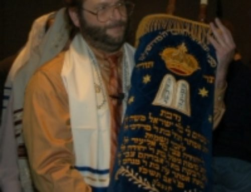 An Interview with Rabbi Gavri'el on Kosher-Eating in Harmony with God