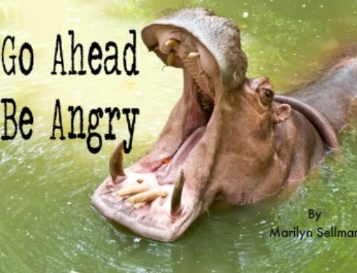 DEVOTION: Go Ahead Be Angry