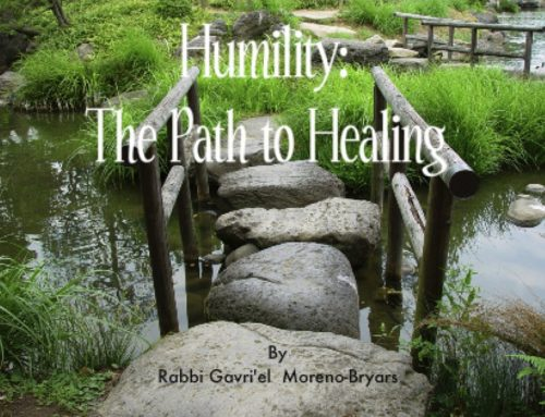 Humility: The Path to Healing