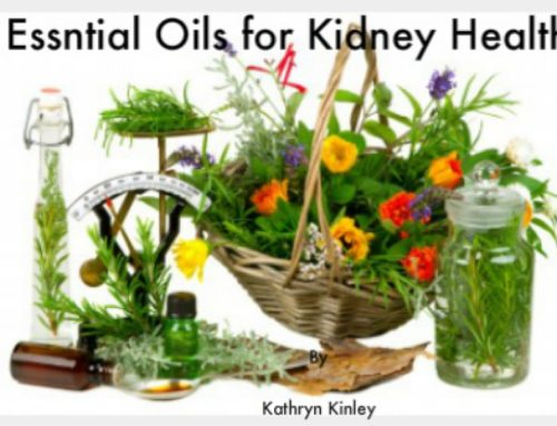 Essential Oils for Kidney Health