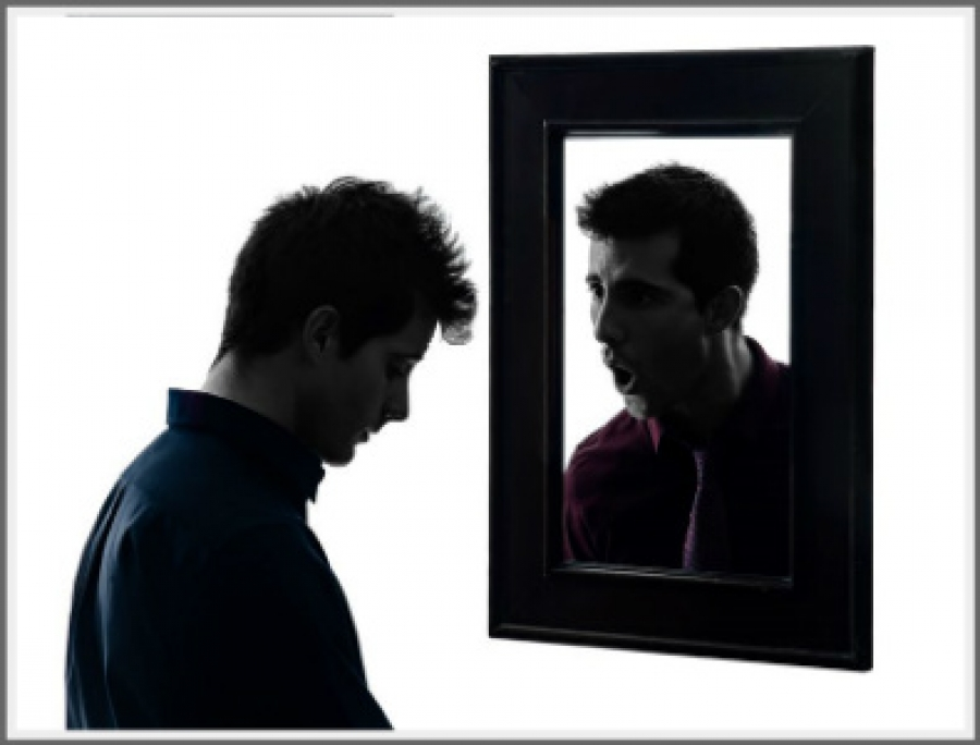 how to change a negative self image
