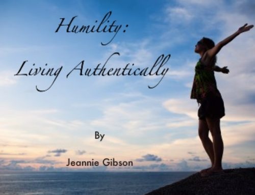 Humility: Living Authentically