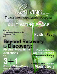 Cultivating Peace Issue