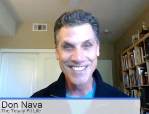 Interview with Coach Don Nava on Living the Totally Fit Life