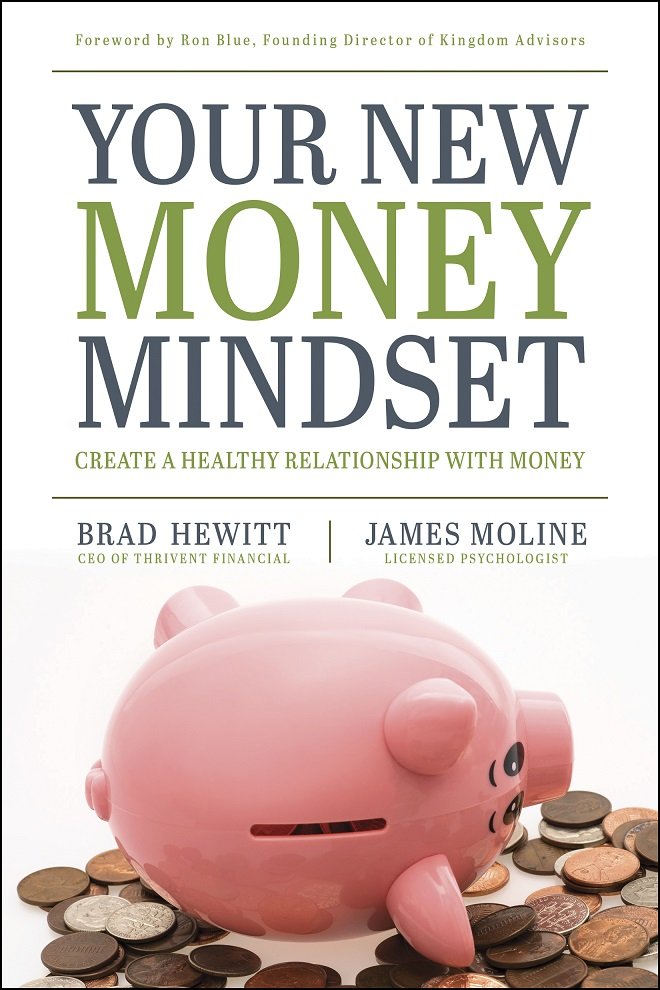 Book Cover of Your New Money Mindset