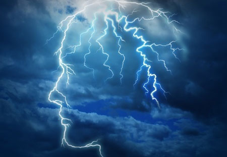 our brains are wired for God, which is the basis of our health and wellness