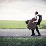 Letting go of your emotional baggage spring cleans your mind.