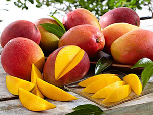 mangoes are promote health and wellness