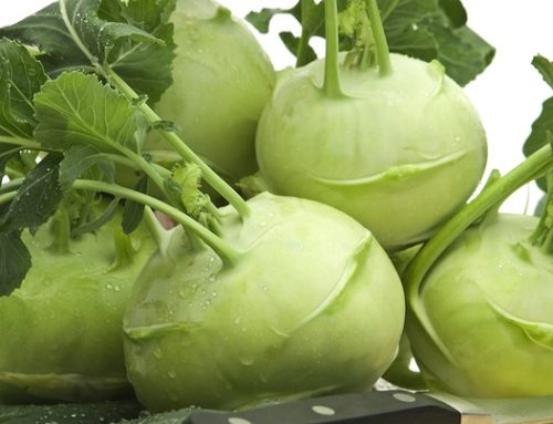 The Amazing Kohlrabi!