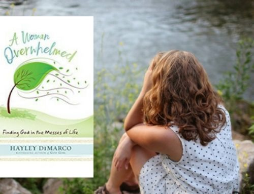 An interview with Hayley DiMarco, Author of A Woman Overwhelmed