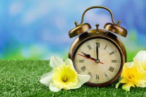 clock symbolizing our body clock