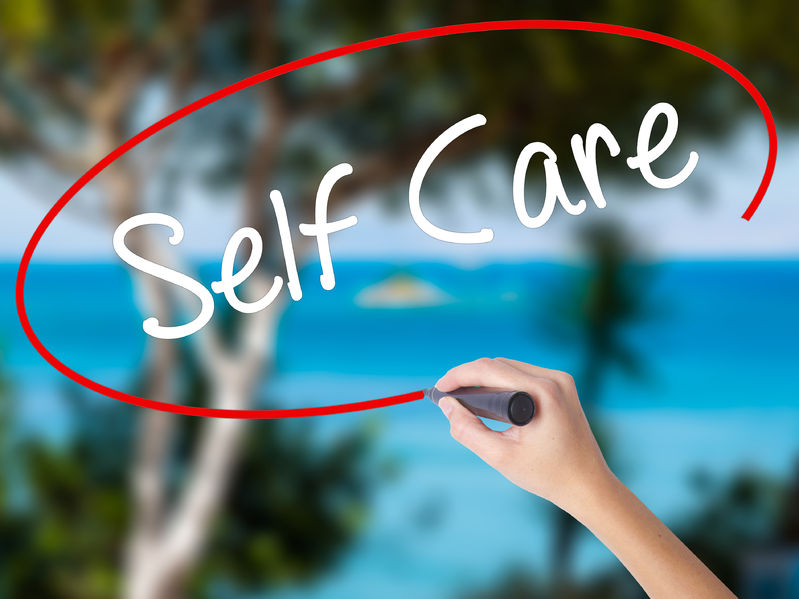 self-care header