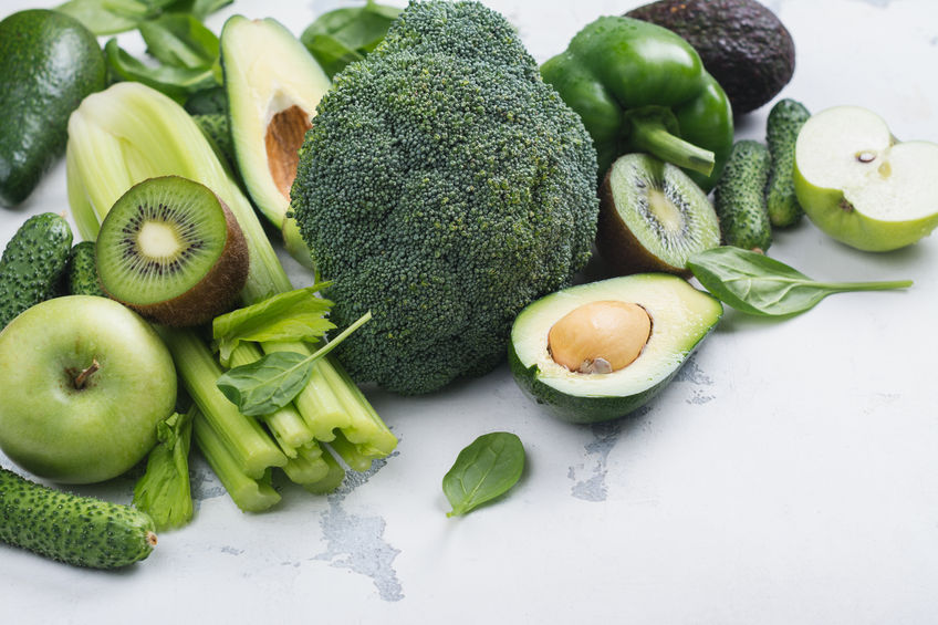 fruits and vegetables to fight flu symptoms
