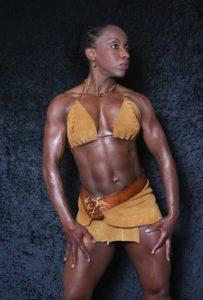 bodybuilder fitness model