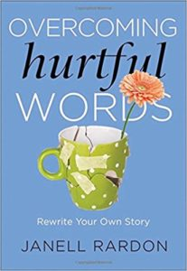 Overcoming Hurtful words book cover